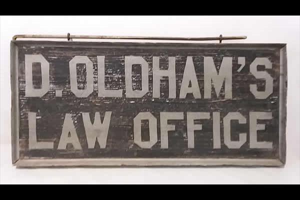 D. Oldham's Law Office