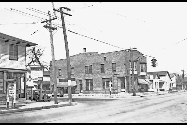 40 and 48 in Englewood - 1930s