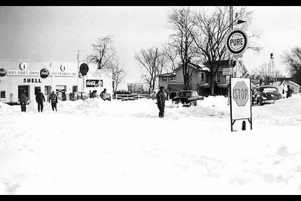 40 and 48 in Englewood - 1950